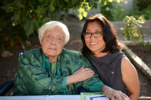 Grace Lee Boggs and Grace Lee, filmmaker