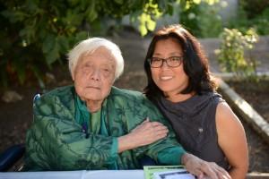 Grace Lee Boggs and Grace Lee, filmmaker